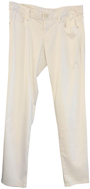 """Item - White Stretchy """"Worth Style#67093 Pants Size 8 (M, 29, 30)"""