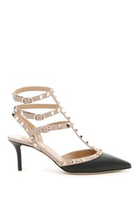 Item - Garavani Multicolored Rockstud Slingback 65 Pumps