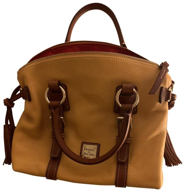 Item - And Yellow Leather Shoulder Bag