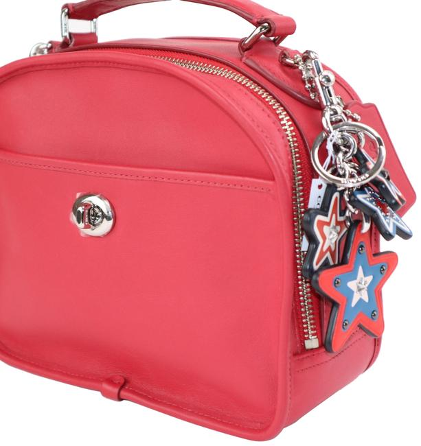 Item - Red White Blue Multi Stars Keychain Bag