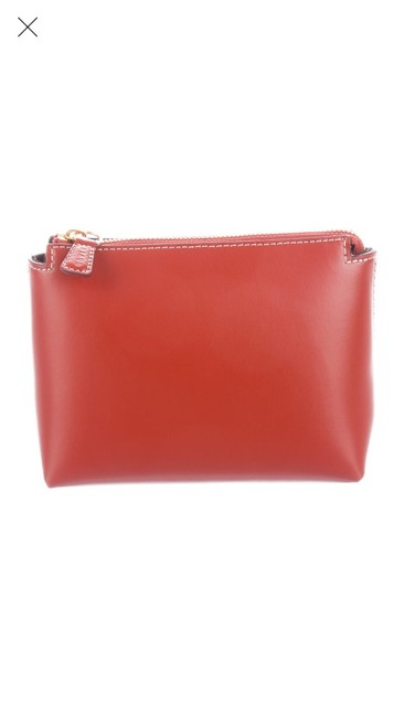 Item - Red New Make Up Cosmetic Bag