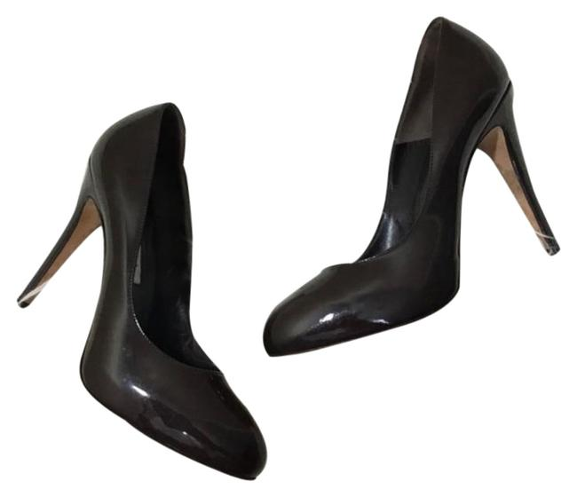 Item - Brown Leather Pumps Size EU 38.5 (Approx. US 8.5) Regular (M, B)