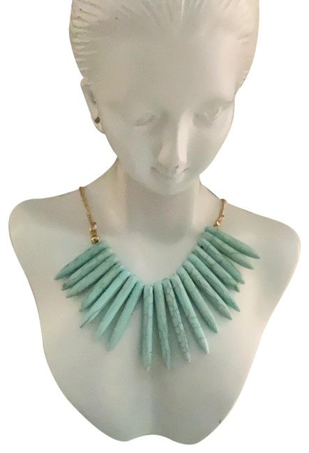 Item - Blue Turquoise Necklace