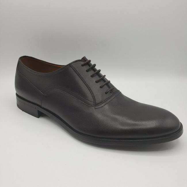 Item - Brown Men's Smooth Leather Lace Up Oxford Dress Us 11d/10 Eu Shoes