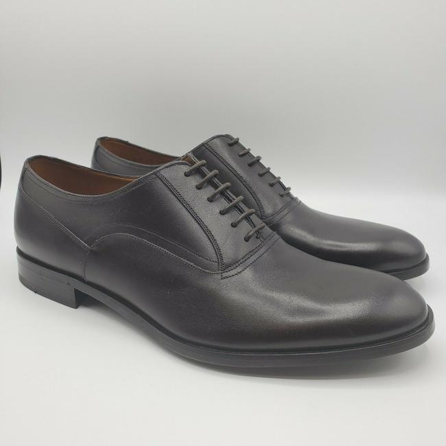 Bally Brown Men's Smooth Leather Lace Up Oxford Dress Us 11d/10 Eu Shoes Bally Brown Men's Smooth Leather Lace Up Oxford Dress Us 11d/10 Eu Shoes Image 4