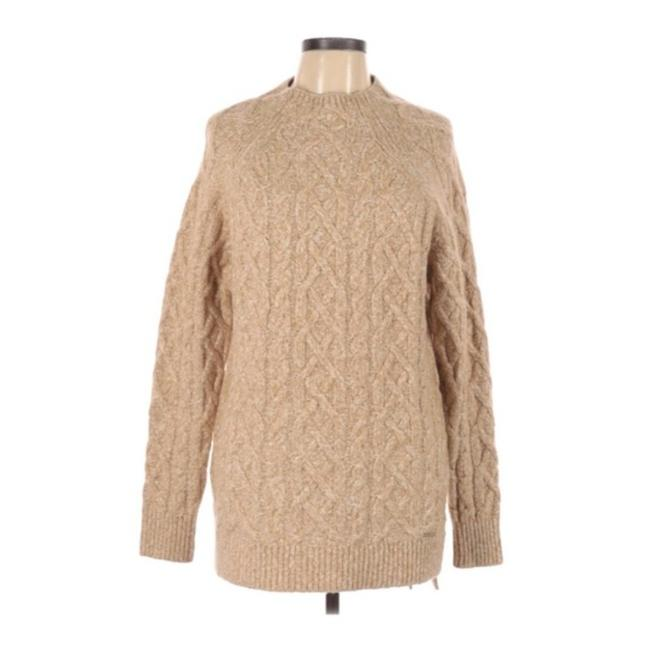 Item - Cable Camel Sweater