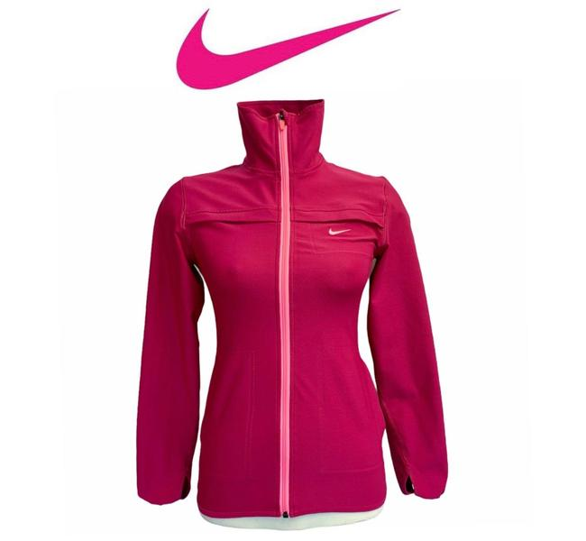 Item - Pink Zip Up Activewear Outerwear Size 2 (XS)