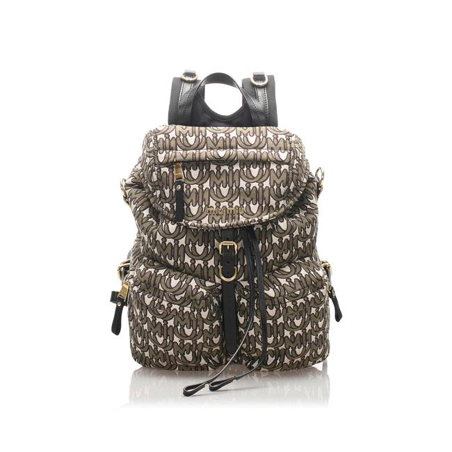 Item - Gray Canvas Backpack