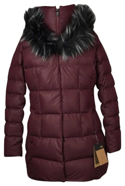 Item - Burgundy Coat Size 6 (S)