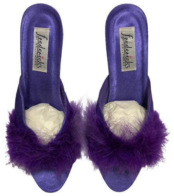 Item - Purple Pumps Size US 8.5 Regular (M, B)