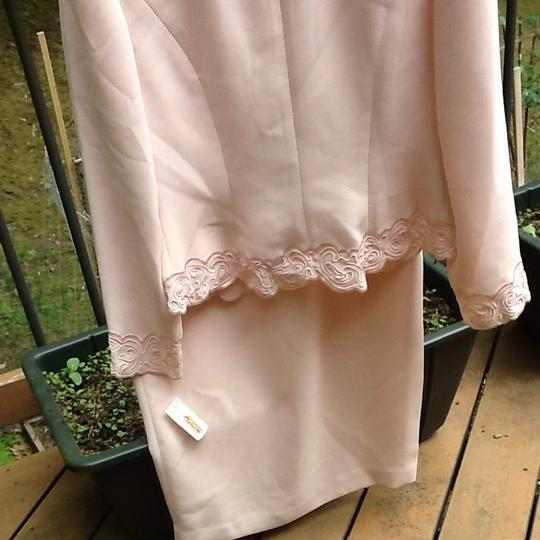 Pink Of The Bride Formal Bridesmaid/Mob Dress Size 4 (S)