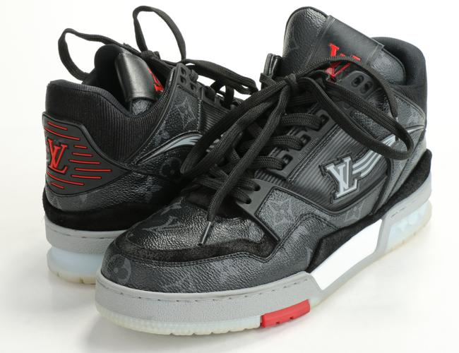 Item - Black Lv Trainer Sneakers Shoes