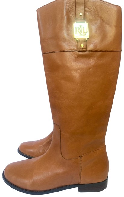 Item - Camel Brown Berdei Caldskin Boots/Booties Size US 8 Regular (M, B)