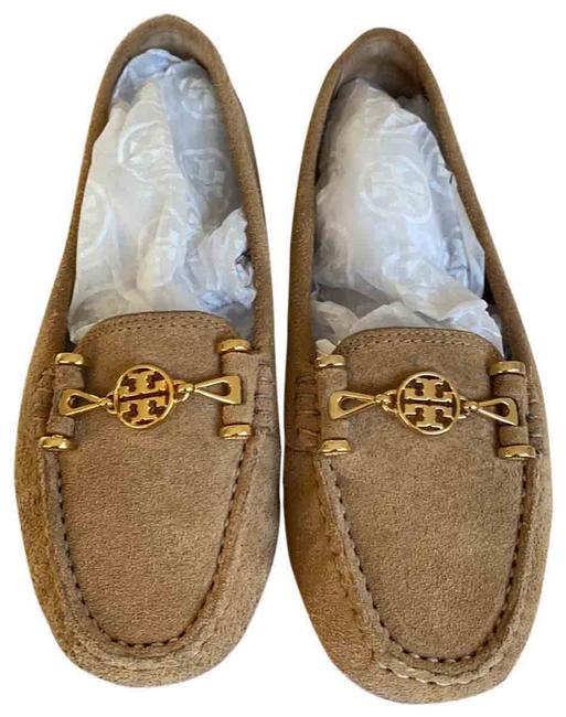 Item - Walnut Daria Driver Suede Loafers Pumps Size US 7 Regular (M, B)