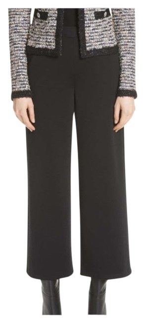 Item - Black Knit Pants Size 2 (XS, 26)