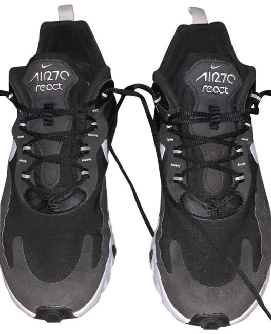 Item - Black Max 270 React Sneakers Size US 9.5 Wide (C, D)