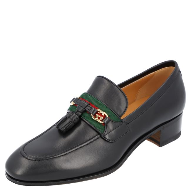 Item - Black 624316 1w610 1066 Loafer Preppy Formal Shoes Size EU 35 (Approx. US 5) Regular (M, B)