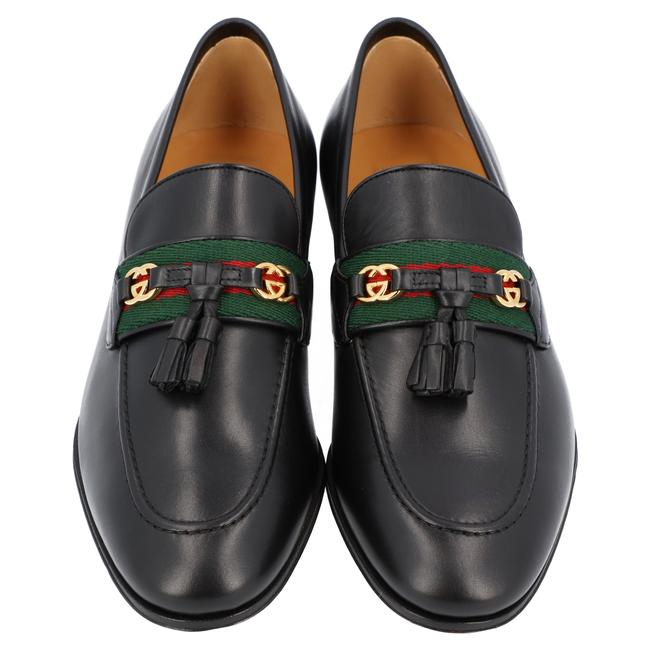 Item - Black 624316 1w610 1066 Loafer Preppy Formal Shoes Size EU 35.5 (Approx. US 5.5) Regular (M, B)