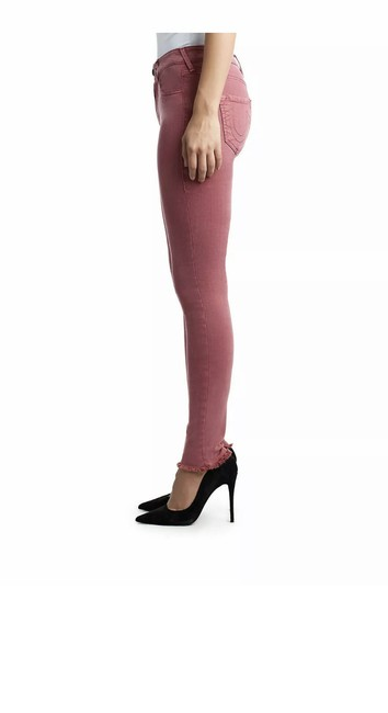 Item - Mauve Coated 201866 Skinny Jeans Size 26 (2, XS)