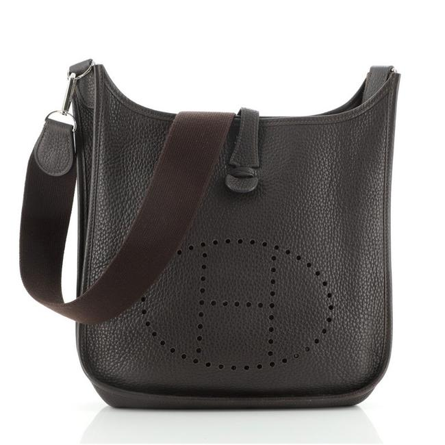 Item - Evelyne Gen I Clemence Pm Brown Leather Hobo Bag