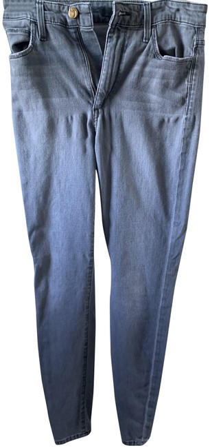Item - Grey Slate Medium Wash The Charlie Straight Leg Jeans Size 26 (2, XS)