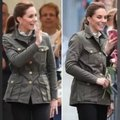 Veronica Beard Army Green Camp Utility Jacket Size 6 (S) Veronica Beard Army Green Camp Utility Jacket Size 6 (S) Image 4