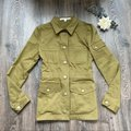 Veronica Beard Army Green Camp Utility Jacket Size 6 (S) Veronica Beard Army Green Camp Utility Jacket Size 6 (S) Image 5