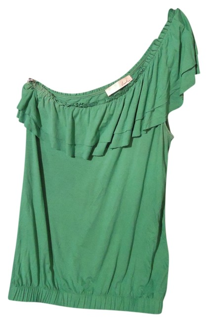 Preload https://item5.tradesy.com/images/lush-green-t4090-night-out-top-size-8-m-2857624-0-0.jpg?width=400&height=650