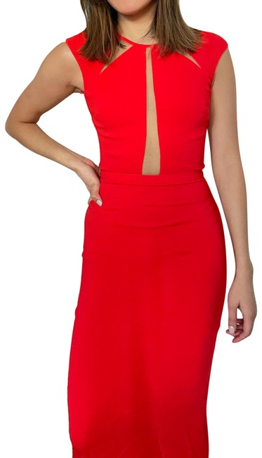 Item - Coral Gown Long Formal Dress Size 0 (XS)