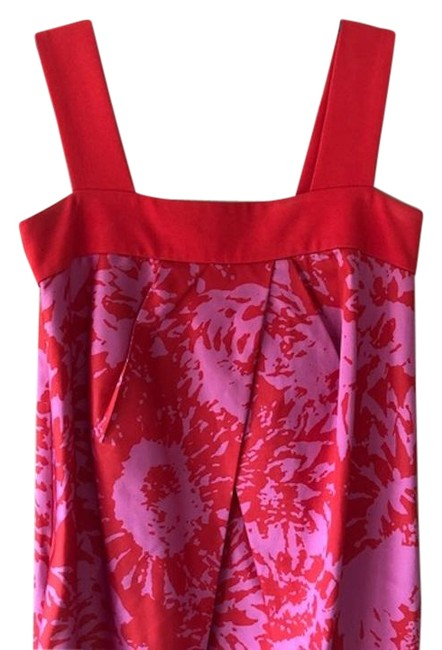 Item - Pink Payne Abstract Bubble Short Casual Dress Size 2 (XS)