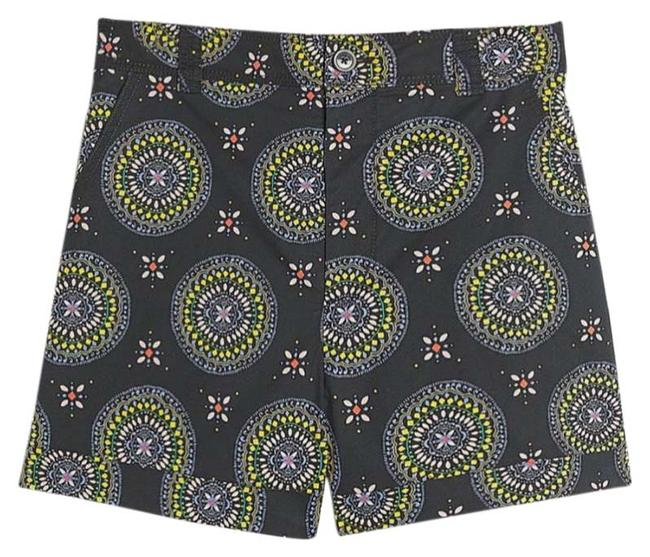 Item - Black Motif Maeve City Shorts Size 14 (L, 34)