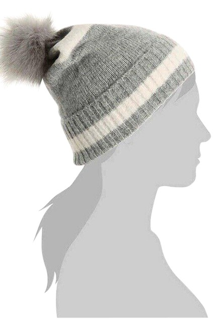 Item - Gray Heather Boxed Women's One Size Beanie - New Hat
