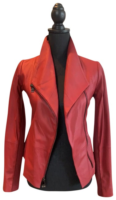 Item - Red #v288990701 Jacket Size 0 (XS)