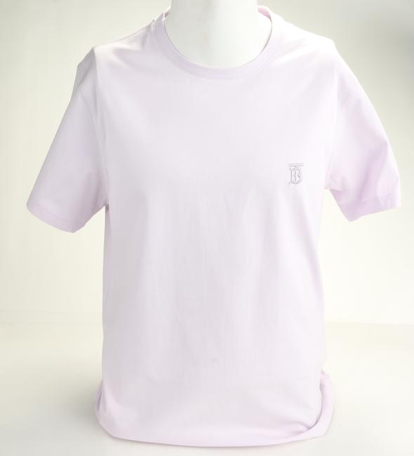 Item - Purple Crew Neck Sleeve T-shirt Shirt