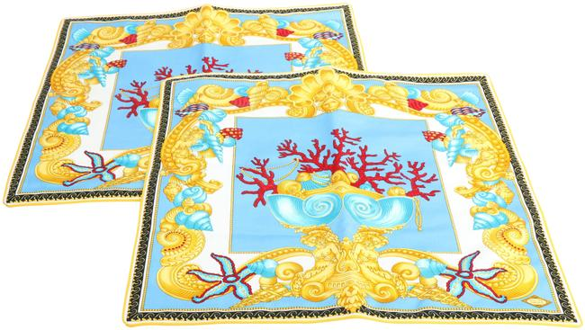 Item - Multicolor Rosenthal Placemats (2)