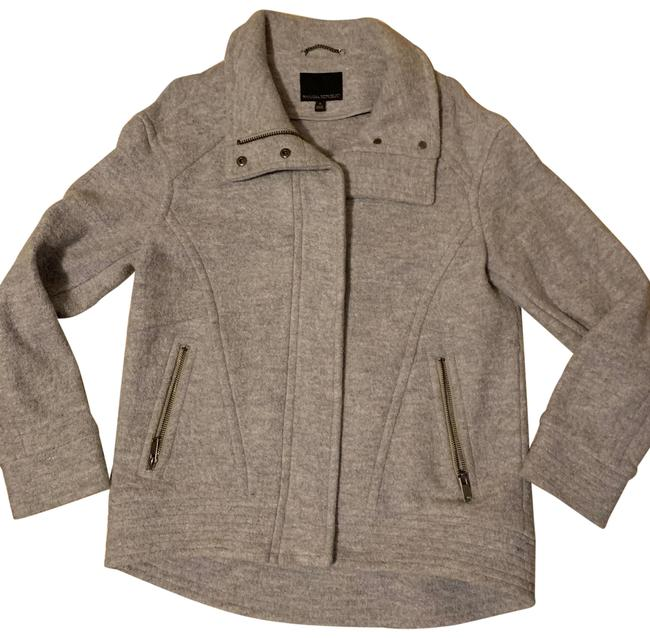 Item - Gray New Jacket Women S Coat Size 6 (S)