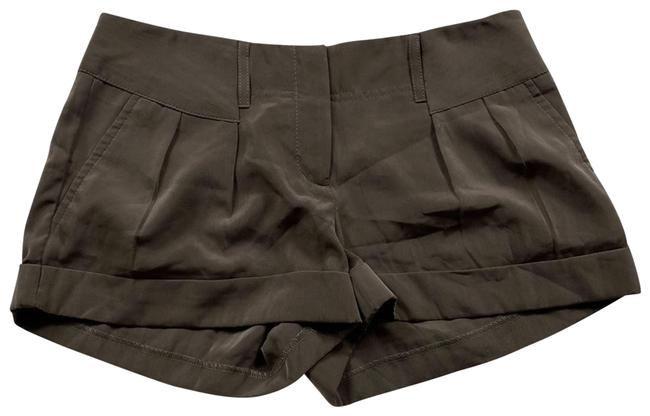 Item - Brown New Womens Shorts Size 6 (S, 28)