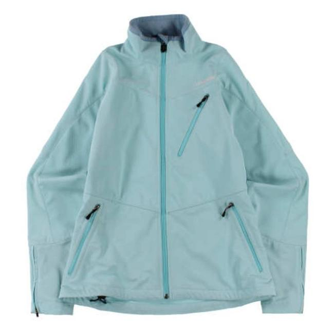 Item - Blue Pastel Women's Integral Small Shell Activewear Outerwear Size 6 (S)