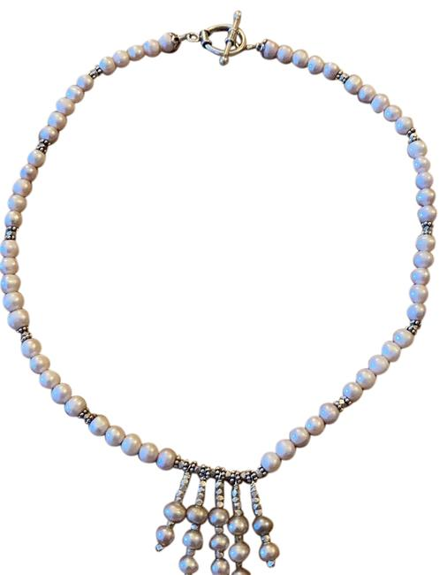 Item - Pink Pearls Necklace