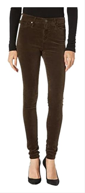 Item - Brown The Legging Pants Size 00 (XXS, 24)