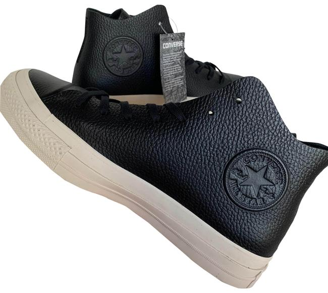 Item - Chuck Taylor All Star Prime Hi Leather Sneakers Size US 7.5 Regular (M, B)