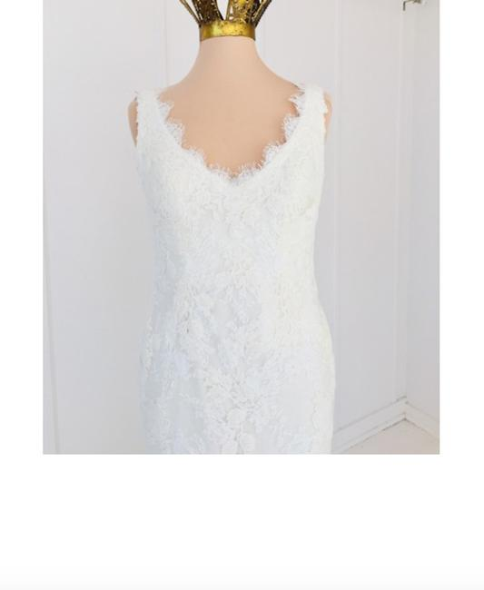Item - Off White Orma Traditional Wedding Dress Size 6 (S)