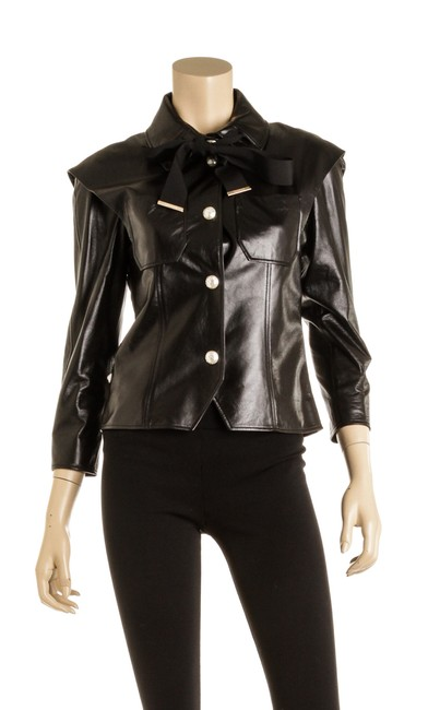 Item - Black Pearl Button 502543 Jacket Size 6 (S)