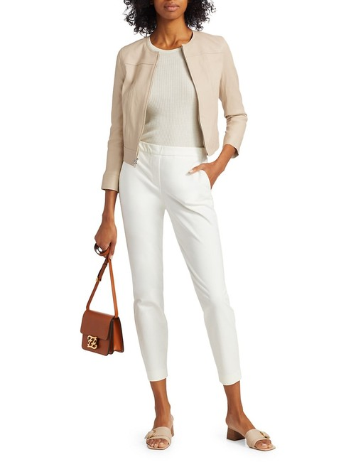 Item - New Ivory Thaniel Approach Pull-on Pants Size 4 (S, 27)