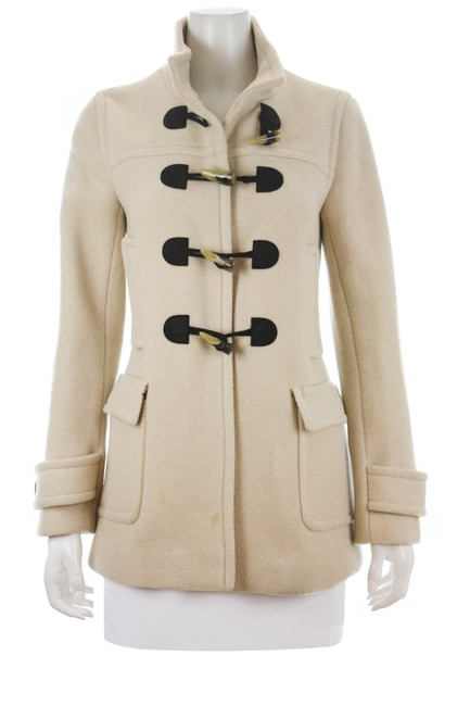 Item - Beige Toggle Small Jacket Size 6 (S)