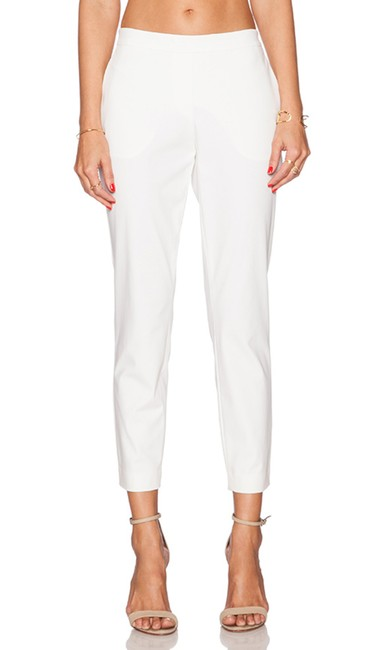 Item - White Thaniel Pull-on New Pants Size 4 (S, 27)