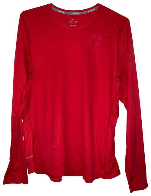 Item - Pink Running Reflective Activewear Top Size 16 (XL, Plus 0x)