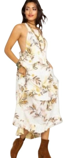 Item - Ivory Anita In Long Casual Maxi Dress Size 12 (L)