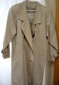 Casual Corner Trench Coat