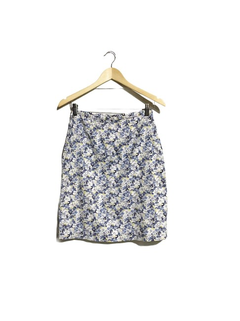 Item - Blue Yellow Spring Skirt Size 8 (hombre, 29, 30)